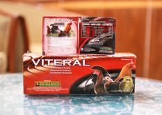 Thuốc Bổ Gà Con 1 Đến 3 Tháng – Viteral- Hộp 48 Gói