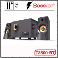 Loa Vi Tính Bosston T3500-BT – BH 1 Đổi 1 – 10 tháng + 2