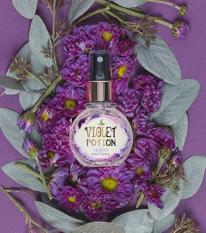 Xịt Thơm Toàn Thân Và Tóc Body Holic – Violet Potion