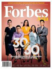 Tạp chí Forbes Asia – April 2019