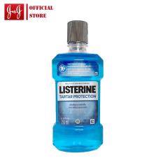 (Quà Tặng không bán) Nước súc miệng ngăn ngừa mảng bám Listerine Tartar Protection 250ml