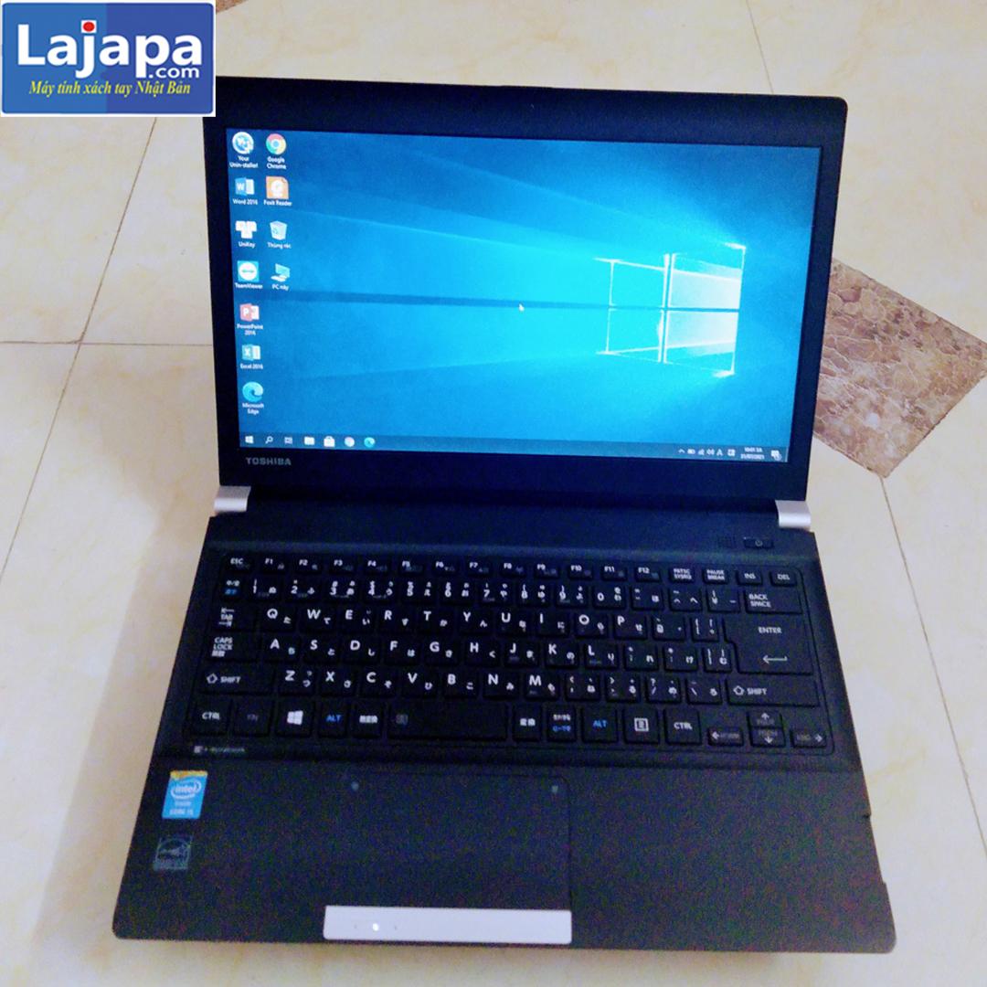 [BÁN THANH LÝ ] Toshiba dynabook R734 i5-4300M Máy Tính Xách Tay Nhật Laptop Nhat Ban LAJAPA Laptop gia re...