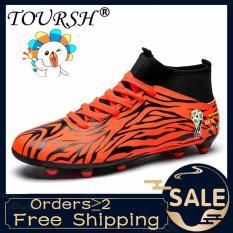 Giày đá bóng cao cổ TOURSH cao cấp – Full size
