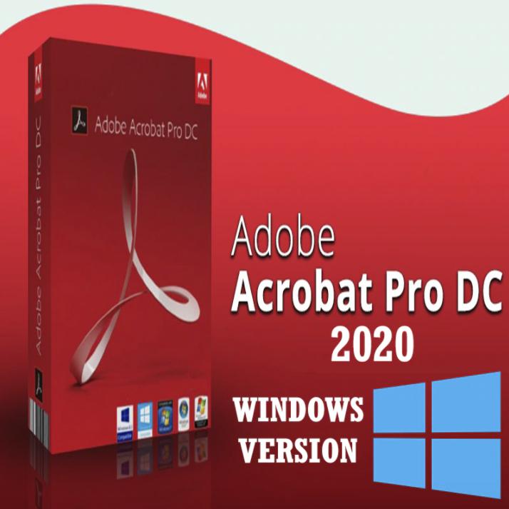 Phần mềm tạo sửa PDF Adobe Acrobat Pro DC