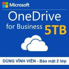 Đồng bộ, Lưu trữ Online 5TB – Onedrive