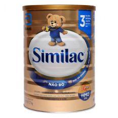 Sữa bột Similac HMO 3 Lon 1.7kg (bé 1-2 tuổi) – HSD luôn mới