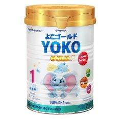 SỮA BỘT YOKO 1 350G (CHO TRẺ TỪ 0 – 1 TUỔI)