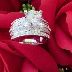 Nhẫn nữ Migashop VN01061905 – đeo đi đám cưới vô cùng quý phái