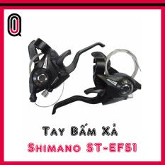 Tay Đề Bấm Xả 7 Speed Shimano ST-EF51