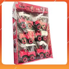 Đồ Chơi Noel – Xe Cứu Hỏa Màu Đỏ – Đồ Chơi Trẻ Em Toy Mart