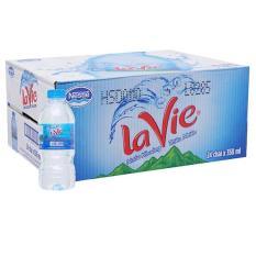 Nước khoáng Lavie 350ml x 24 chai