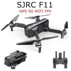 Máy bay Flycam SJRC F11. Động cơ không chổi than. Camera 1080p. Bay 25 phút. Khoảng cách bay 1200m FPV 500m ( sjrc z5, bugs 5w, bugs 2w, bugs 2se, bugs 4w )