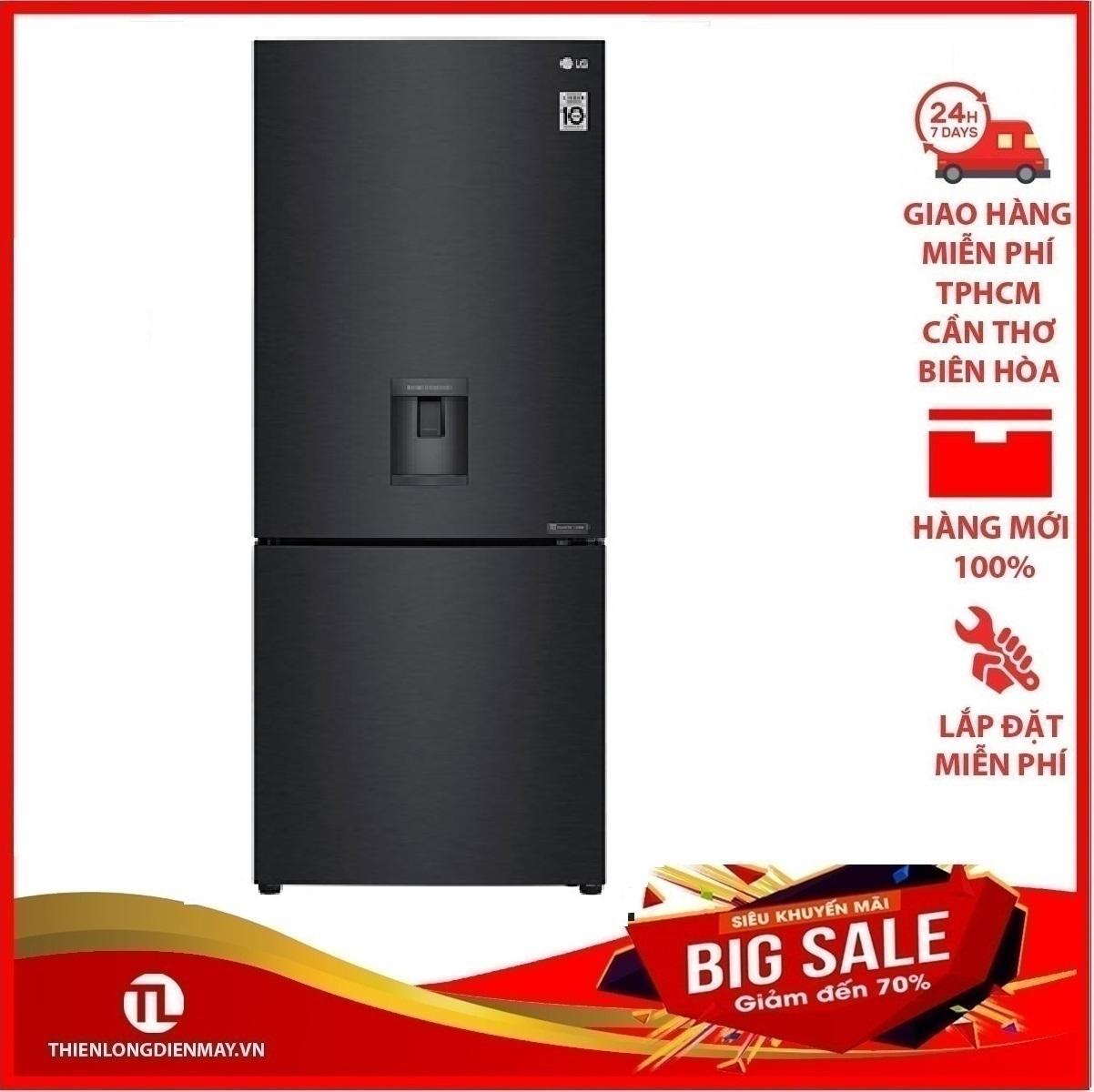 Tủ lạnh LG 454 Lít Inverter GR-D405MC