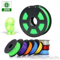Cuộn nhựa in 3D chất liệu PLA 1.75mm 1kg (light Green)