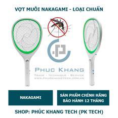 Vợt muỗi Nakagami Naka (Loại tiêu chuẩn) – Phúc Khang Tech