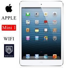 Máy tính bảng Apple IPAD1 Mini 1 WIFI & 4G hoặc Bản WIFI ONLY – Full ứng dụng – Full phụ kiện – Bao đổi trả 30 ngày – Bảo hành 6 Tháng – Yên tâm mua sắm với Mr Cầu Shop (Máy tính bảng giá rẻ)