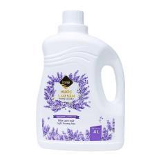 Nước lau sàn diệt khuẩn lavender 4kg/bình giá rẻ