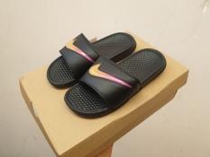 [Siêu Rẻ] Dép Nam Thời Trang Quai Ngang Móc Nike [Full Hộp]