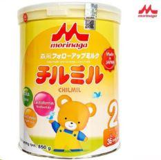 Sữa Morinaga số 2 850g date 2/2022