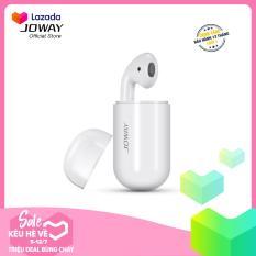 Tai nghe bluetooth 5.0 Joway H100 hỗ trợ nghe nhạc, đàm thoại, cảm ứng một chạm tương tự AirPods, thời gian chờ 120h – Hãng phân phối chính thức