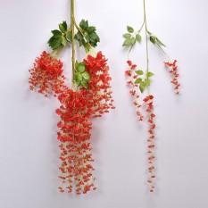 Bó 12 cành Hoa tử đằng chiều dài 110 c m – Hoa giả