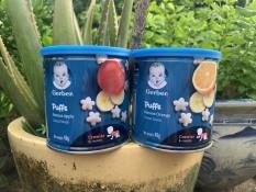 Bánh Ăn Dặm Gerber Puffs hình sao 49g dành cho trẻ từ 8 tháng tuổi trở lên
