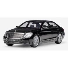 MÔ HÌNH XE KIM LOẠI CAO CẤP – Mercedes Benz S-Class S500 1:24