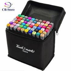 Bộ bút Touch Mark 60 màu