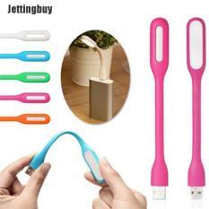 Jettingbuy Đèn LED Mini USB Linh Hoạt Cho Máy Tính Xách Tay Máy Tính Xách Tay PC Đọc Sáng