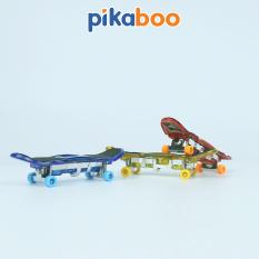 Ván Trượt Ngón Tay Mini Pikaboo có đèn chiếu nhân vật hoạt hình