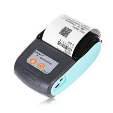 Máy in biên lai không dây cơ động Máy in hóa đơn nhiệt Bluetooth 58mm Hỗ trợ in ViettelPay Pro, KiotViet