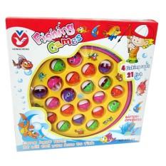 Bộ đồ chơi câu cá 21 con cho bé rèn luyện tay và mắt