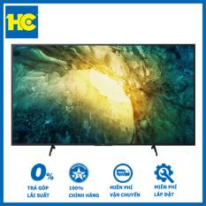 Smart Tivi Android Sony 4K 55 inch KD-55X7500H- Bảo hành 2 năm – Miễn phí vận chuyển & lắp đặt