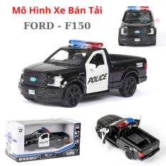 Mô Hình Siêu Xe Bán Tải Cảnh Sát Giao Thông Police Dubai, Mỹ Ford F150 Bằng Sắt Tỷ Lệ 1:36 – Đồ Chơi Trẻ Em Cao Cấp Giá Rẻ KidPrO