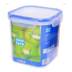 [UY TÍN XỊN] Hộp nhựa Happi Lock 1200ml – Hộp nhựa đựng thực phẩm có nắp đậy kín an toàn cho sức khỏe