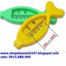 Nhiệt kế đo nước tắm cho bé