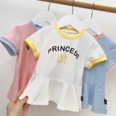 Váy đuôi cá Princess cho bé gái – QATE616