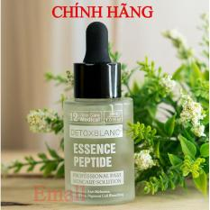 Serum trị nám tàn nhang Detox BlanC Essence Peptide 30ml