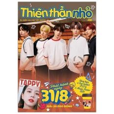 Fahasa – Thiên Thần Nhỏ – Số 388 – Tặng Kèm Cup Holder TXT Và 2 Mega Poster Của BTS