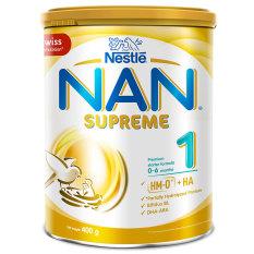Sữa Bột Nestlé NAN Supreme 1 (400g) date t4/2022
