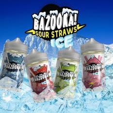 Ba zoo ka 200ml vị dây tây Đặc biệt rất thơm ngon(200ml – 3mg – 70VG/30PG) dung cho Mech.pod.box.@