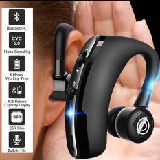 Tai nghe bluetouth 4.1 v9 cao cấp (Đen), tai nghe móc tai, tai nghe giá tốt, tai nghe giá rẻ, tai nghe nhạc, tai nghe chất lượng cao, tai nghe chống ồn, tai nghe siêu bass, tai nghe pin trâu, tai nghe kết nối đồng thời 2 điện thoại.