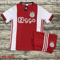 [EQUAL SHOP] Quần áo bóng đá, Quần áo đá banh, bộ đồ thể thao, áo bóng đá CLB Ajax sân nhà 2019-2020