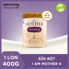 Sữa Bột Namyang I Am Mother 4 400g