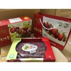 Táo Đỏ Sấy Khô Hàn Quốc Hộp 1Kg