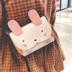 Túi đeo chéo mini hoạt hình cho bé gái BBShine – TX006