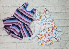 đồ bơi bé gái 10-45kg(1 áo)