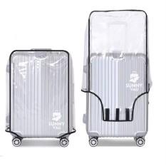 Bọc vali SUNNY trong, dày dặn đủ size 20-24
