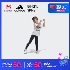 adidas ORIGINALS Quần legging Bé gái Màu đen ED7737