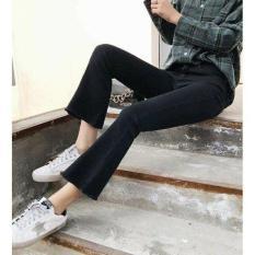 Quần skinny jean ống loe